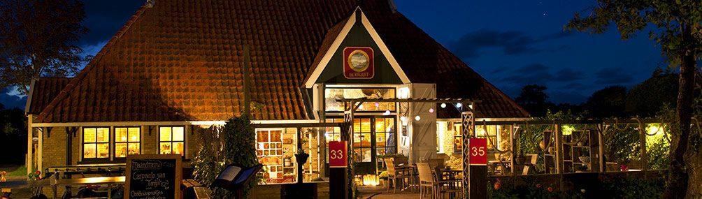 Restaurant de Kajuit - Camping Mast Terschelling Formerum