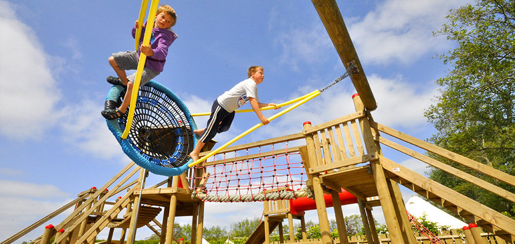 kamperen met kinderen op Terschelling