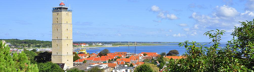 vakantie eiland Terschelling