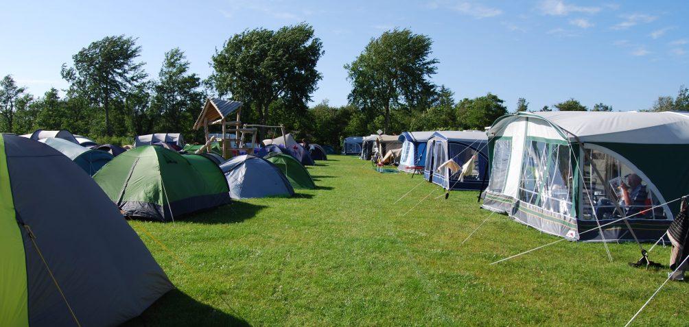Oerol festival op Terschelling Camping Nieuw Formerum op